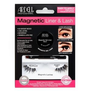 Ardell Magnetic Eyeliner & Lash Set Style Accent 2